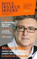 Revue des Deux Mondes décembre 2016