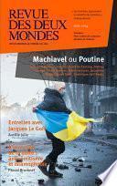Revue des Deux Mondes juin 2014