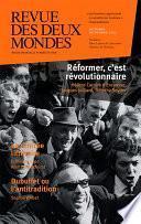 Revue des Deux Mondes octobre-novembre 2013