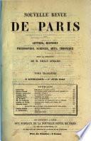 Revue des Paris