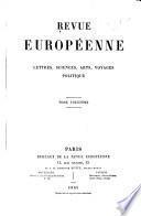 Revue européenne