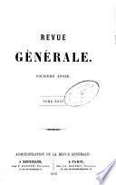 Revue générale