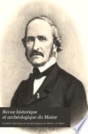 Revue historique et archéologique du Maine
