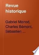 Revue historique
