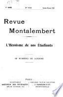 Revue Montalembert