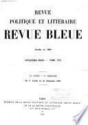 Revue politique et littéraire