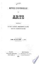 Revue universelle des arts