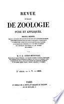 Revue zoologique