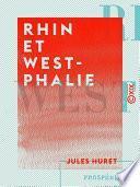 Rhin et Westphalie