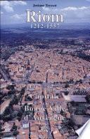 Riom 1212-1557