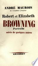 Robert et Elisabeth Bowning