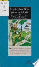 Robin des Bois, prince de la forêt