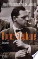 Roger Stéphane