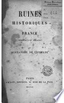 Ruines historiques de France