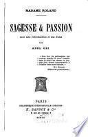Sagesse & passion