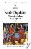 Saints d'Aquitaine