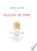 Salons de 1908