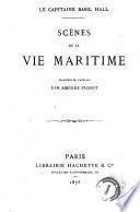 Scènes de la vie maritime Basil Hall
