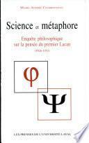 Science et métaphore