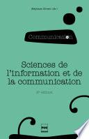 Sciences de l'information et de la communication