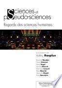 Sciences et pseudo-sciences