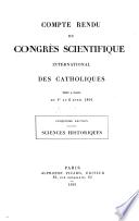 section. Sciences religieuses