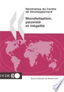 Séminaires du Centre de Développement Mondialisation, pauvreté et inégalité
