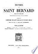 Sermons 1 Sur les saints - 2 Sur divers sujets - 3 Paraboles, Sermons et opuscules - De Gillebert, de Guiges, de Guillaume, de Saint Therry