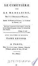 """""""Le"""" Cimetière De La Madeleine"""