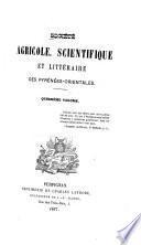 Société Agricole, Scientifique et Littéraire des Pyrénées-Orientales