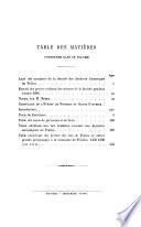 SOCIETE DES ARCHIVES HISTORIQUES DU POITOU