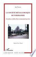 Société métallurgique de Normandie