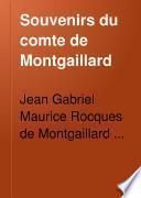 Souvenirs du comte de Montgaillard