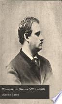 Stanislas de Guaita (1861-1898)