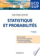 Statistique et probabilités - 7e éd.