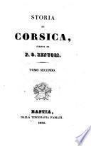 Storia di Corsica