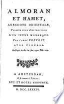 Œuvres choisies de l'abbé Prévost, avec figures