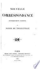 Œuvres complètes d'Alexis de Tocqueville