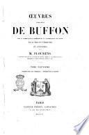 Œuvres complètes de Buffon avec la nomenclature linnéenne et la classification de Cuvier