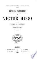 Œuvres complètes de Victor Hugo