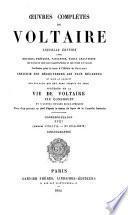 Œuvres complètes de Voltaire: Correspondance