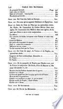 Œuvres complétes de Voltaire: Essai sur les moeurs et l'esprit des nations