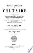 Œuvres complètes de Voltaire