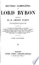 Œuvres complètes. Tr. de m. A. Pichot. 15e éd., augmentée
