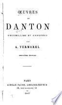 Œuvres de Danton