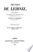 Œuvres de Leibniz