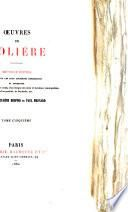 Œuvres de Molière: Dom Juan on Le festin de Pierre, comʹedie. L'amour mʹedicin, comʹedie. Le misanthrope, comʹedie