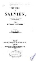 Œuvres de Salvien