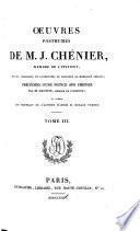 Tableau historique de la litterature Francaise ; Fragmens philosophiques et litteraires