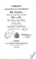 Tableau historique et pittoresque de Paris depuis les Gaulois jusqu'à nos jours